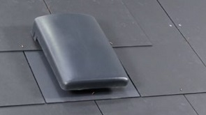 Dakdoorvoer ventilatie 125